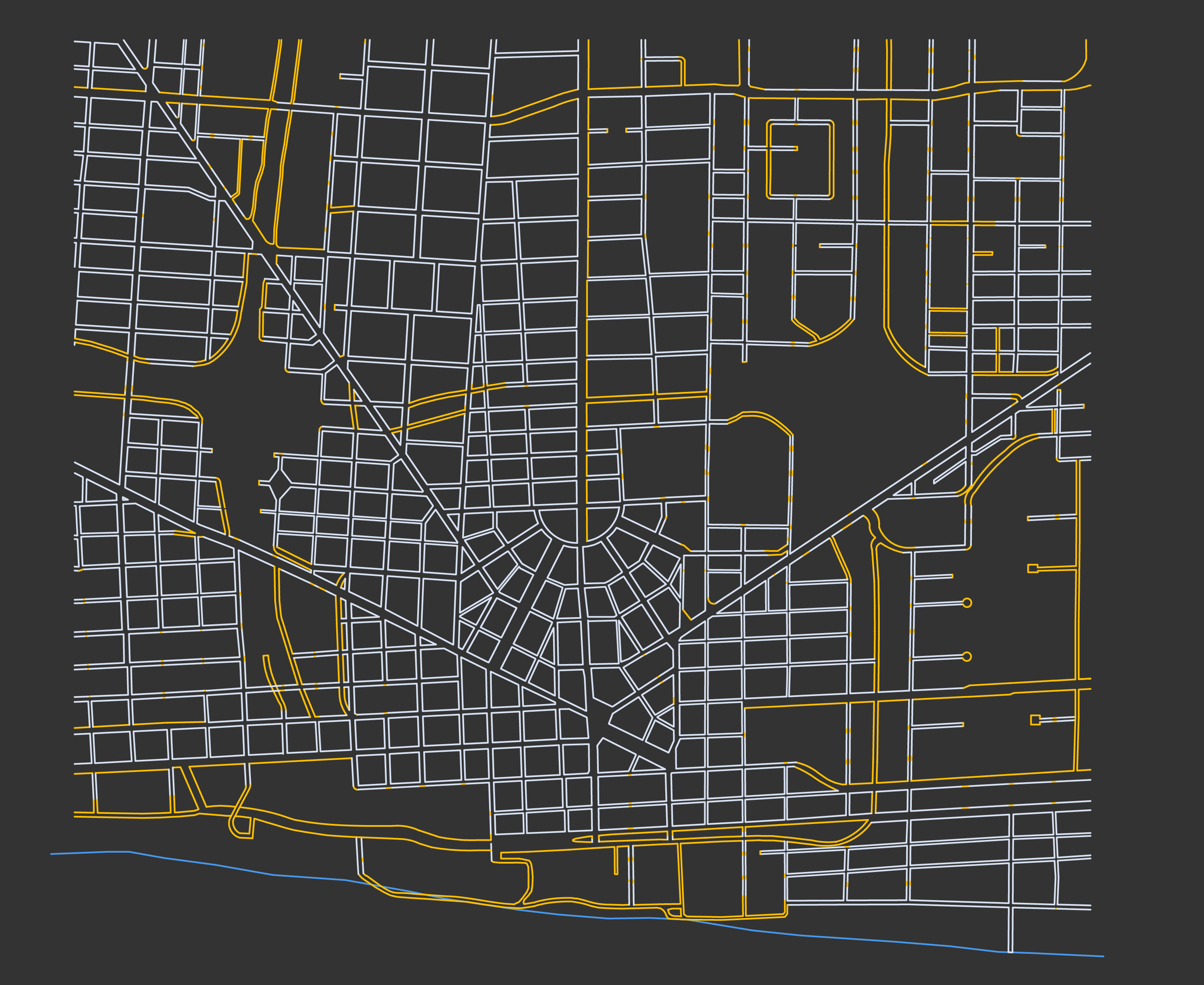 Tearing of the Urban Fabric Data Driven Detroit