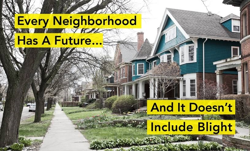Detroit Blight Removal Task Force Releases Blight Plan and Recommendations Today