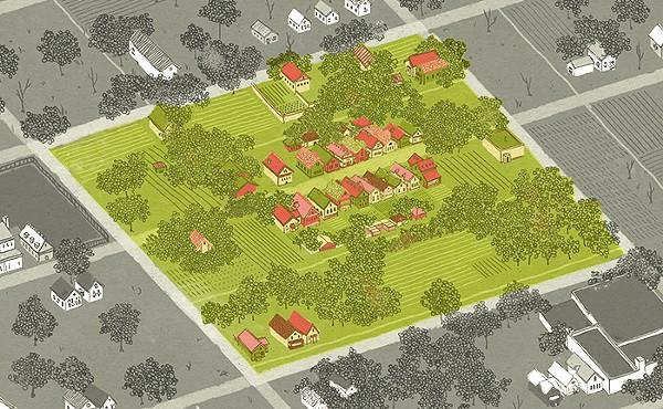 City of Change – Occupancy Density in Detroit's Residential Neighborhoods
