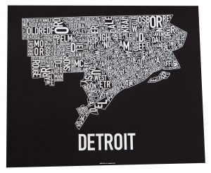 City of Change:  Dynamics and Impact Potential in Detroit's Neighborhoods