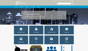 Detroit Mayor Mike Duggan Announces City Open Data Portal