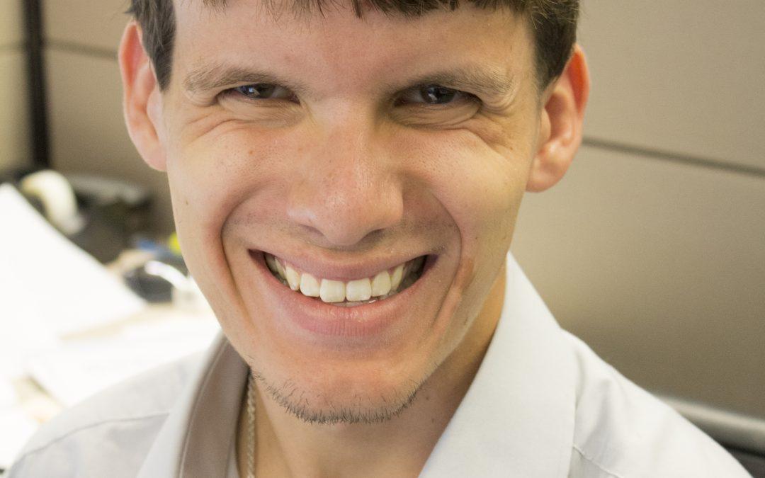 Meet The D3 Interns: Zach Brown
