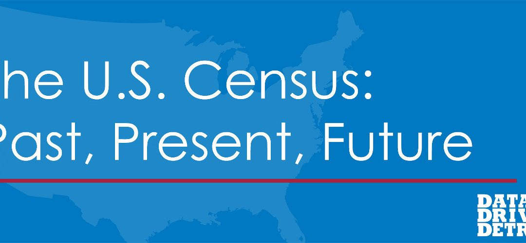Census 2020 – What is the Census?