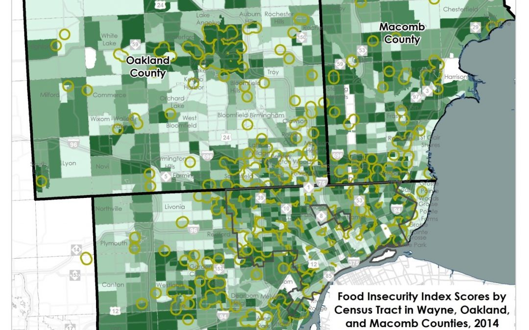 Constructing an Index of Food Insecurity