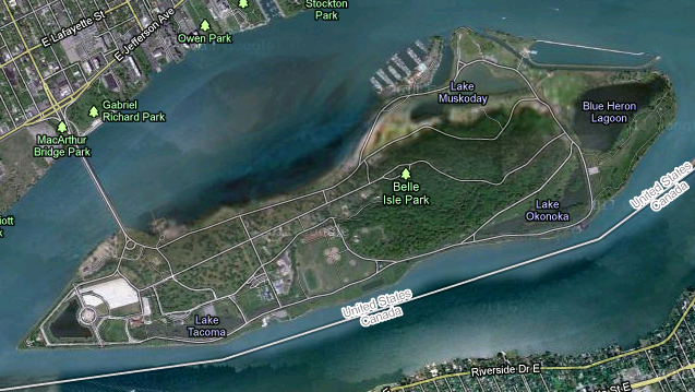 Packing the Park: How Big is Belle Isle?