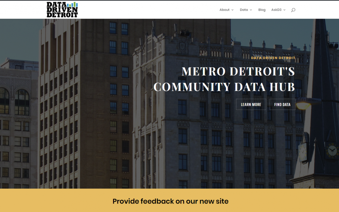 Introducing: Our New and Improved Website