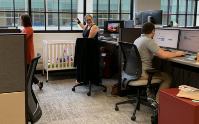 Bring Your Baby to Work: D3's Flexible Approach to Parental Leave