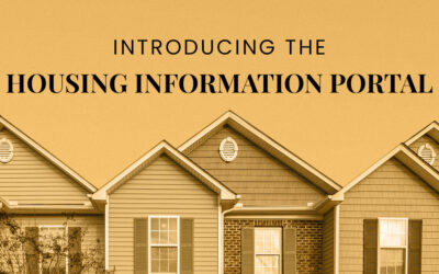Introducing: The Housing Information Portal