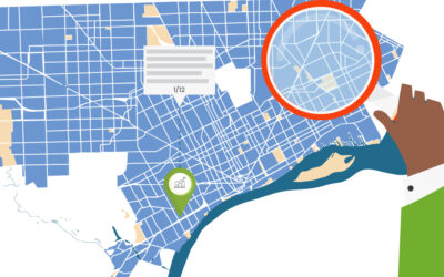 Report Detroit: Our Neighborhood Research Data Map